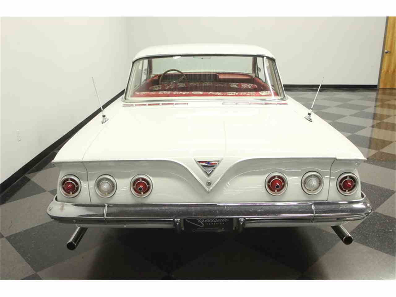 Large Picture of 1961 Impala located in Florida Offered by Streetside Classics - Tampa - LGUL