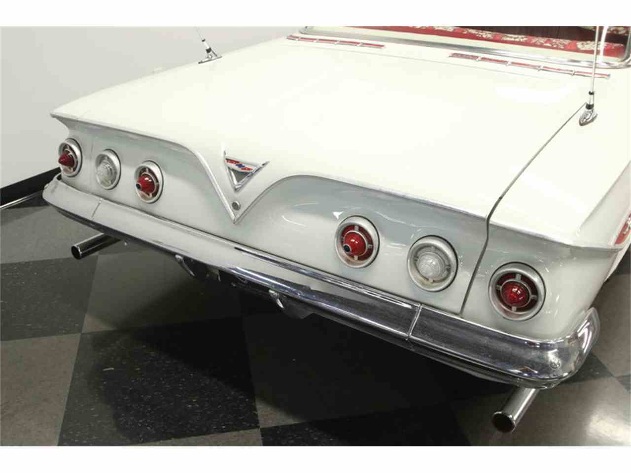 Large Picture of Classic 1961 Impala located in Lutz Florida - $13,995.00 - LGUL