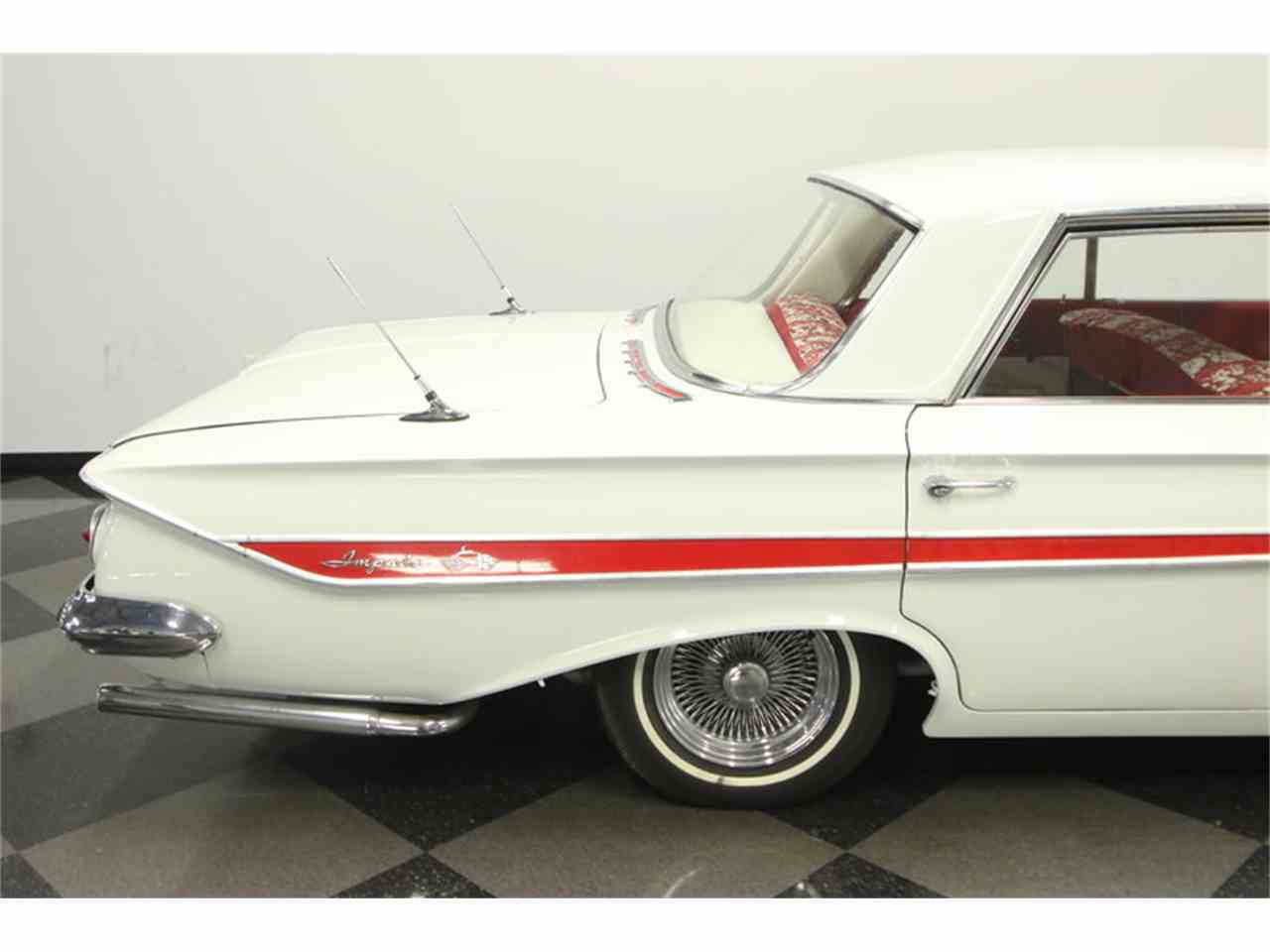 Large Picture of 1961 Chevrolet Impala located in Florida - $13,995.00 Offered by Streetside Classics - Tampa - LGUL