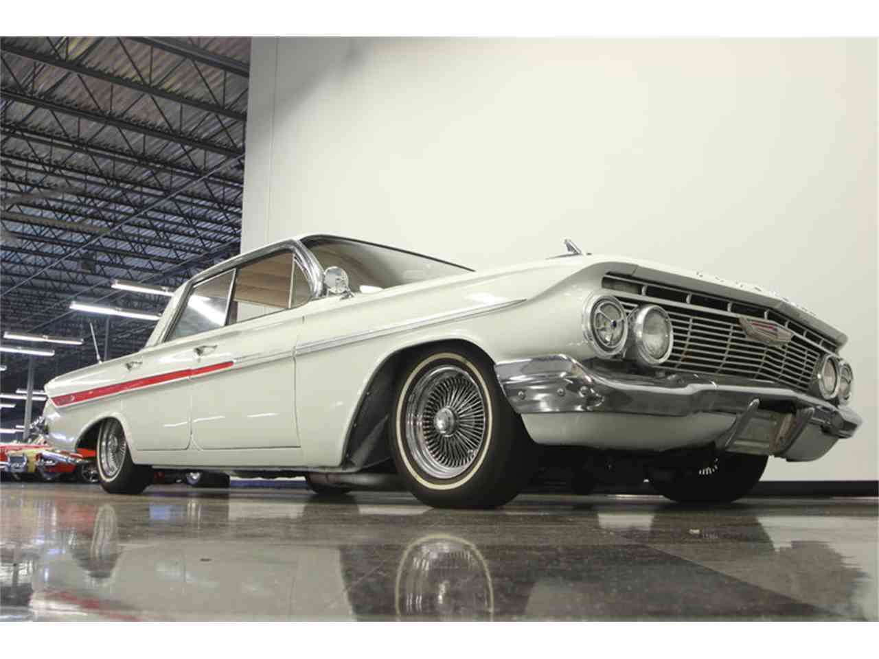 Large Picture of Classic 1961 Chevrolet Impala located in Florida - $13,995.00 Offered by Streetside Classics - Tampa - LGUL