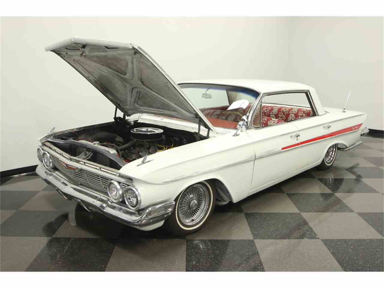 Large Picture of 1961 Impala located in Florida - $13,995.00 Offered by Streetside Classics - Tampa - LGUL