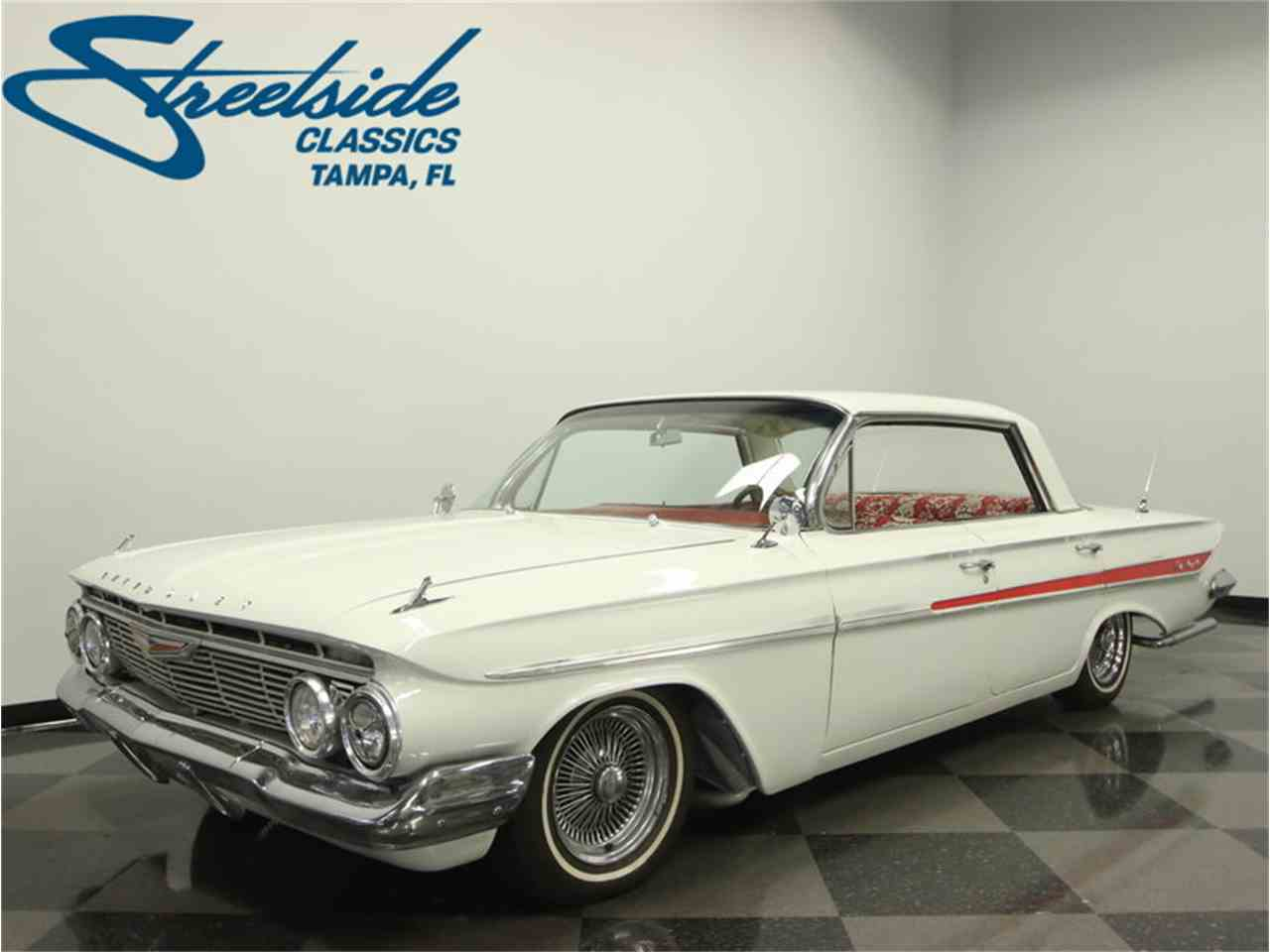 Large Picture of Classic '61 Chevrolet Impala Offered by Streetside Classics - Tampa - LGUL