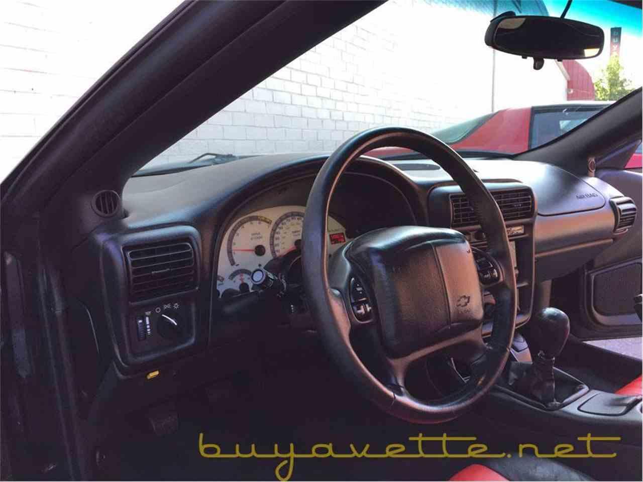 Large Picture of '02 Chevrolet Camaro located in Atlanta Georgia - $13,999.00 - LGUV