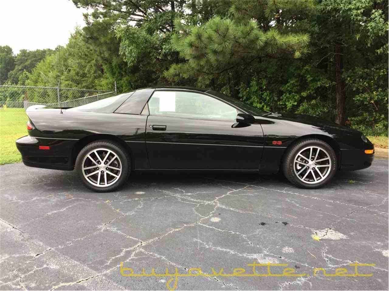 Large Picture of '02 Camaro located in Atlanta Georgia Offered by Buyavette - LGUV