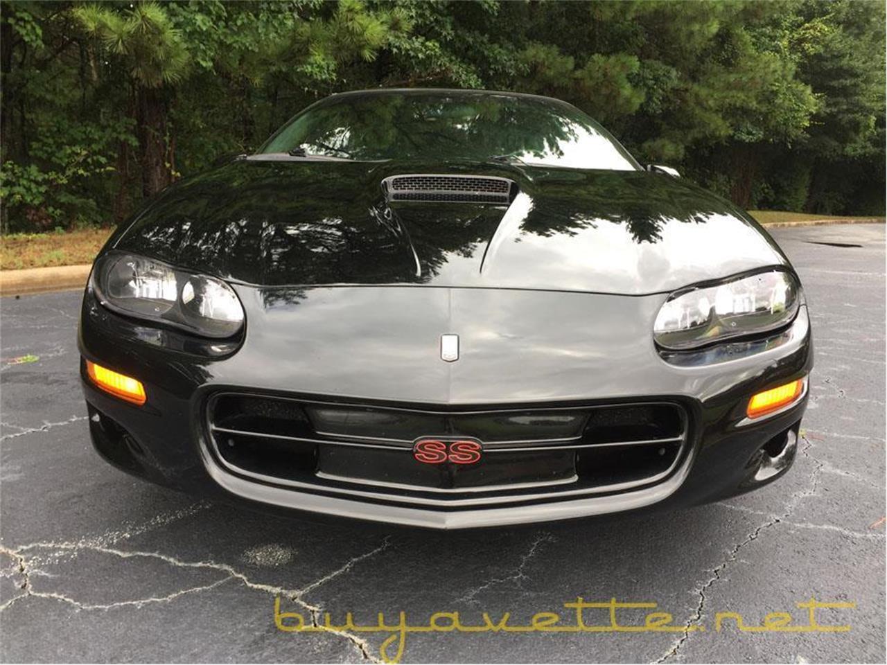 Large Picture of '02 Camaro - LGUV