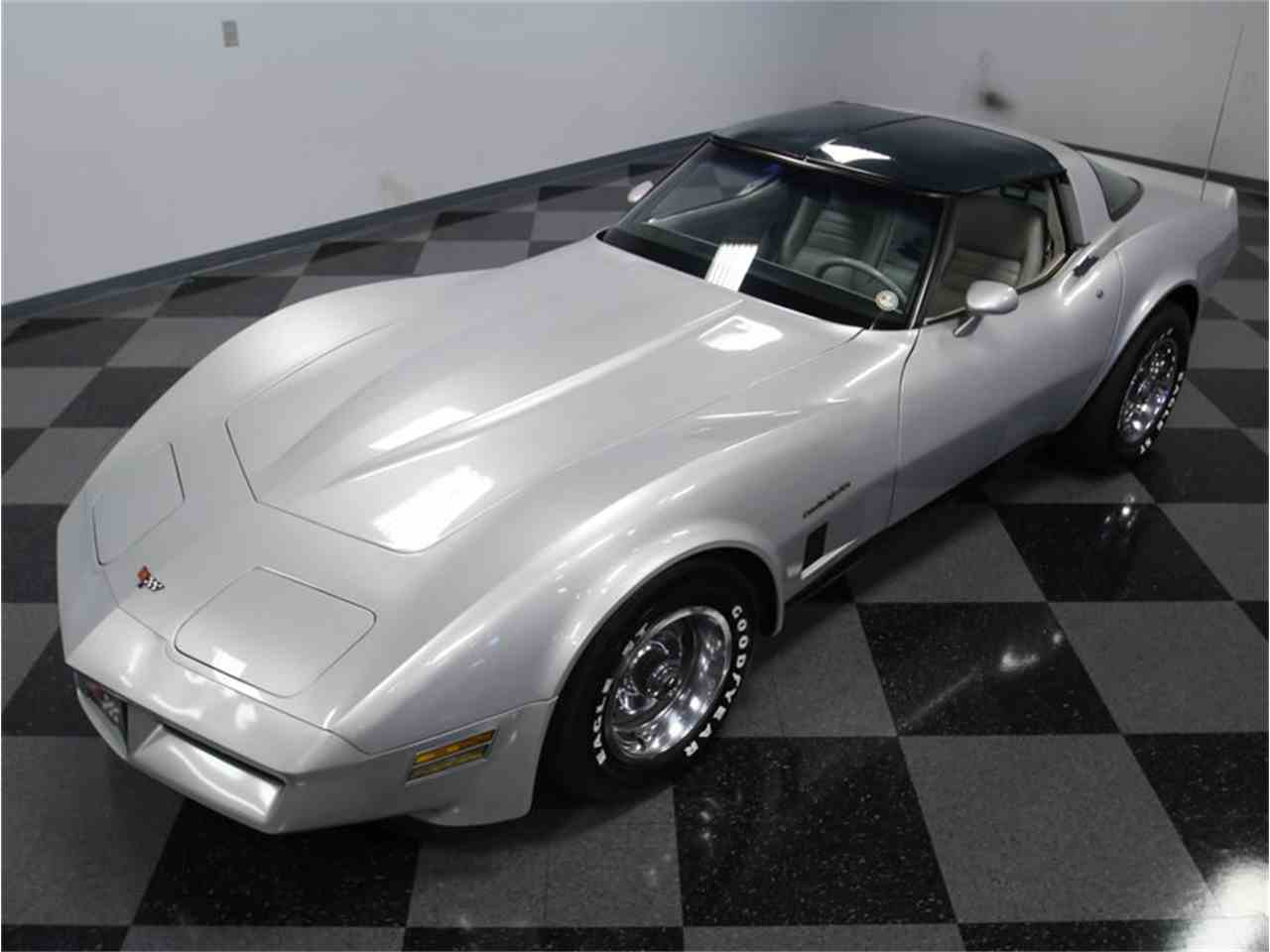 Large Picture of '82 Corvette located in Concord North Carolina - $18,995.00 - LGV9