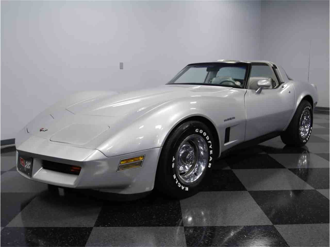 Large Picture of '82 Chevrolet Corvette located in North Carolina - $18,995.00 Offered by Streetside Classics - Charlotte - LGV9