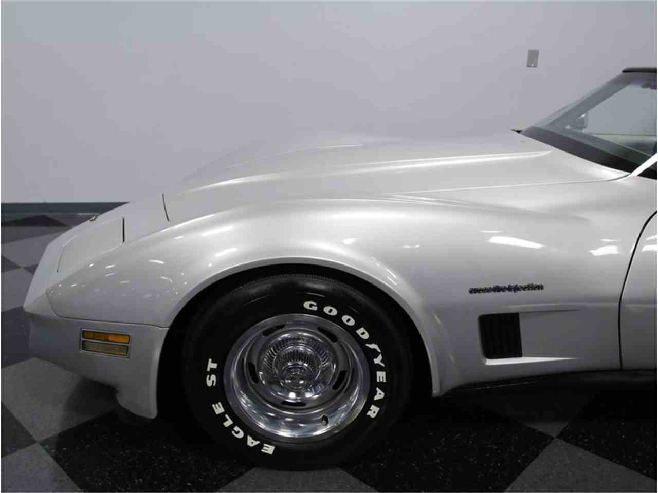 Large Picture of 1982 Corvette located in North Carolina Offered by Streetside Classics - Charlotte - LGV9