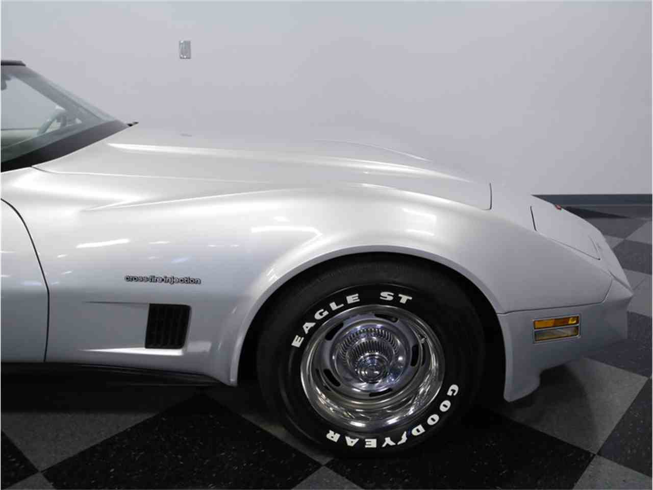 Large Picture of '82 Chevrolet Corvette located in Concord North Carolina - $18,995.00 - LGV9
