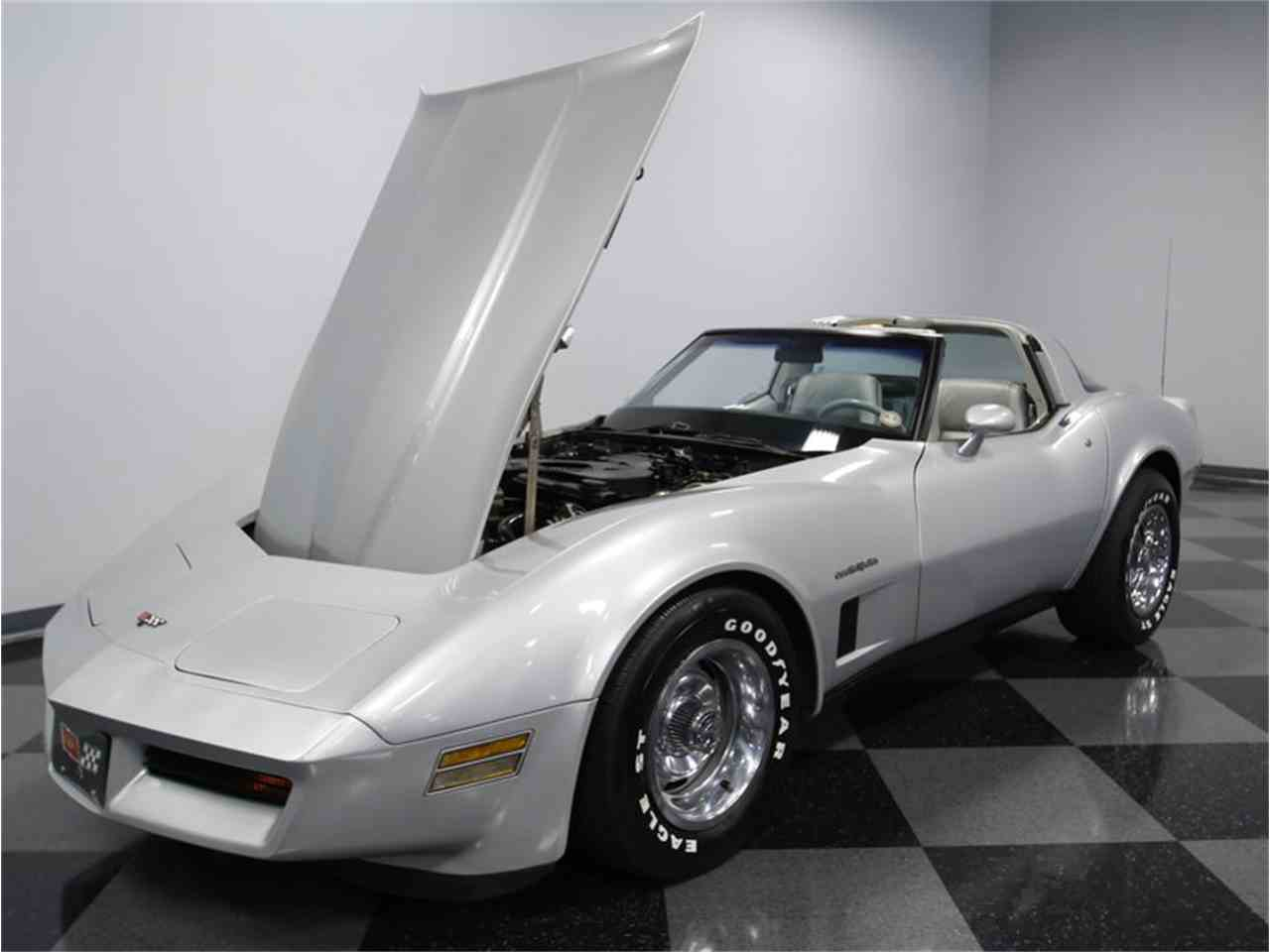 Large Picture of '82 Chevrolet Corvette - $18,995.00 Offered by Streetside Classics - Charlotte - LGV9