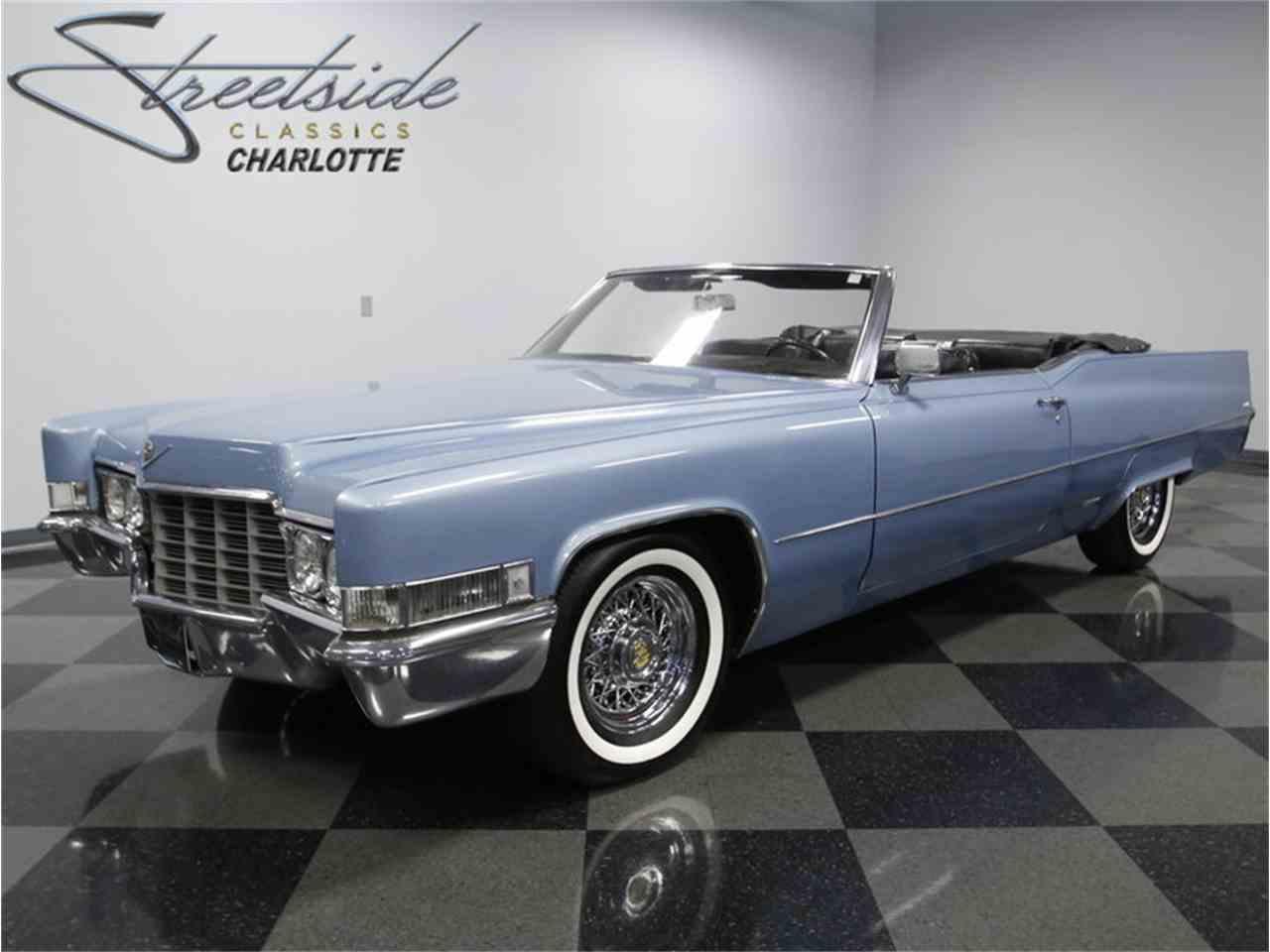 1969 Cadillac DeVille for Sale | ClicCars.com | CC-1001641