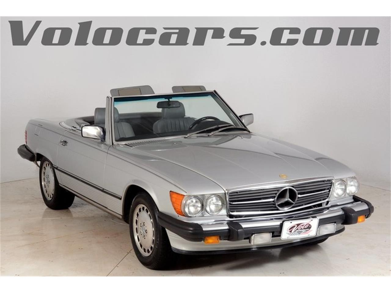 Large Picture of '86 Mercedes-Benz 560SL located in Volo Illinois - LGVM