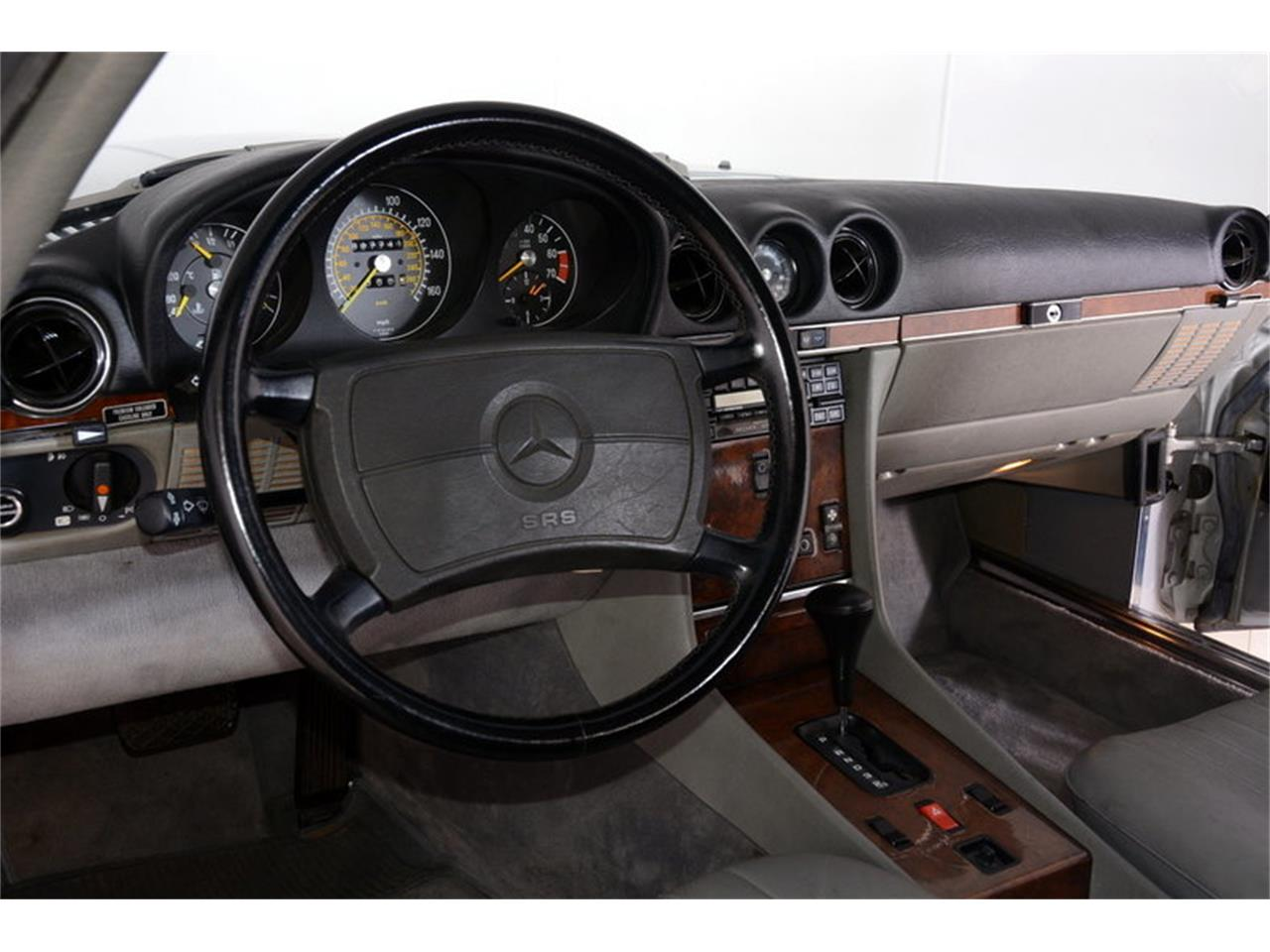 Large Picture of '86 Mercedes-Benz 560SL located in Volo Illinois - $16,998.00 Offered by Volo Auto Museum - LGVM