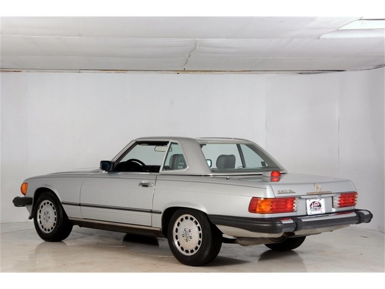 Large Picture of 1986 Mercedes-Benz 560SL - LGVM