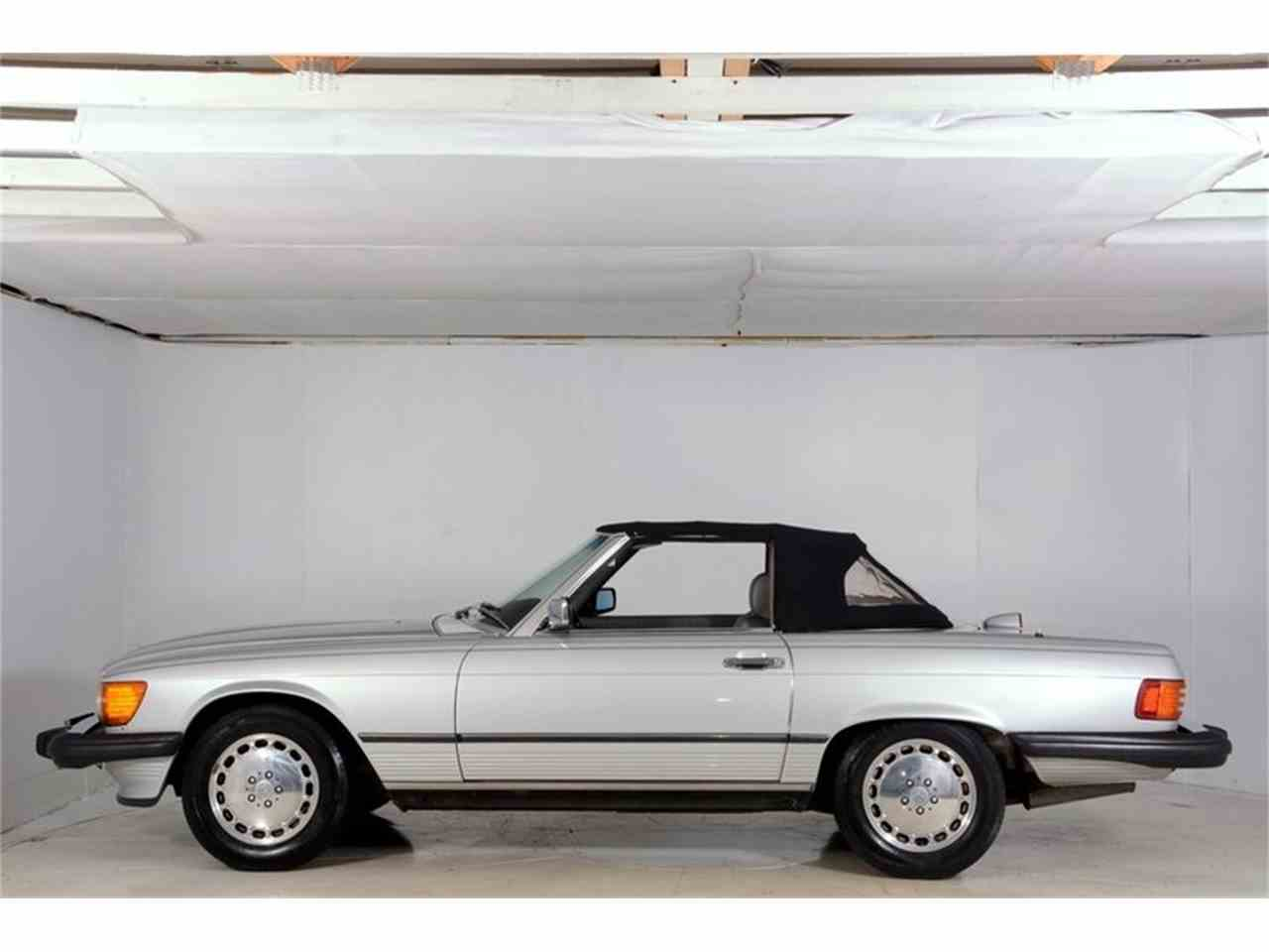 Large Picture of '86 560SL - LGVM