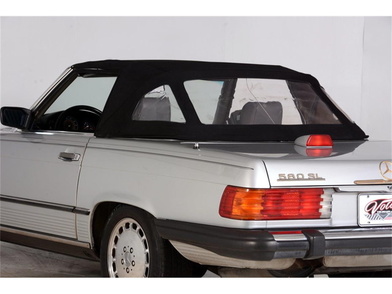 Large Picture of 1986 Mercedes-Benz 560SL located in Volo Illinois - $16,998.00 - LGVM