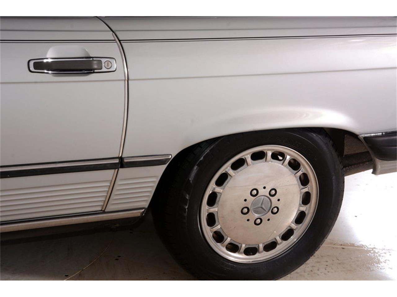 Large Picture of '86 Mercedes-Benz 560SL - LGVM