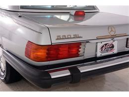 Picture of '86 Mercedes-Benz 560SL located in Illinois - $16,998.00 Offered by Volo Auto Museum - LGVM