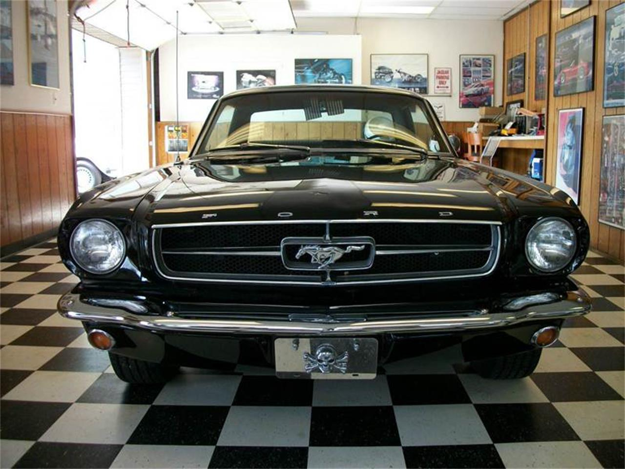 Large Picture of '65 Mustang - LGVN