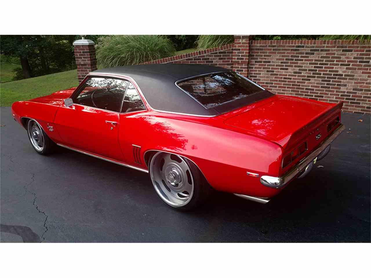 Large Picture of '69 Camaro - LGVW