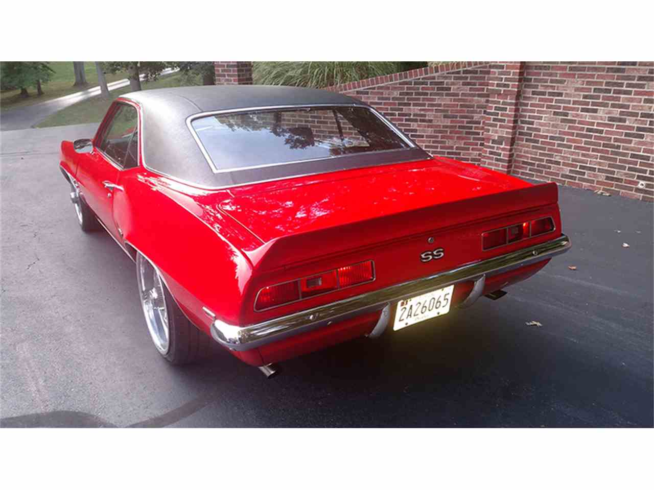 Large Picture of Classic 1969 Chevrolet Camaro located in Maryland - $42,900.00 - LGVW