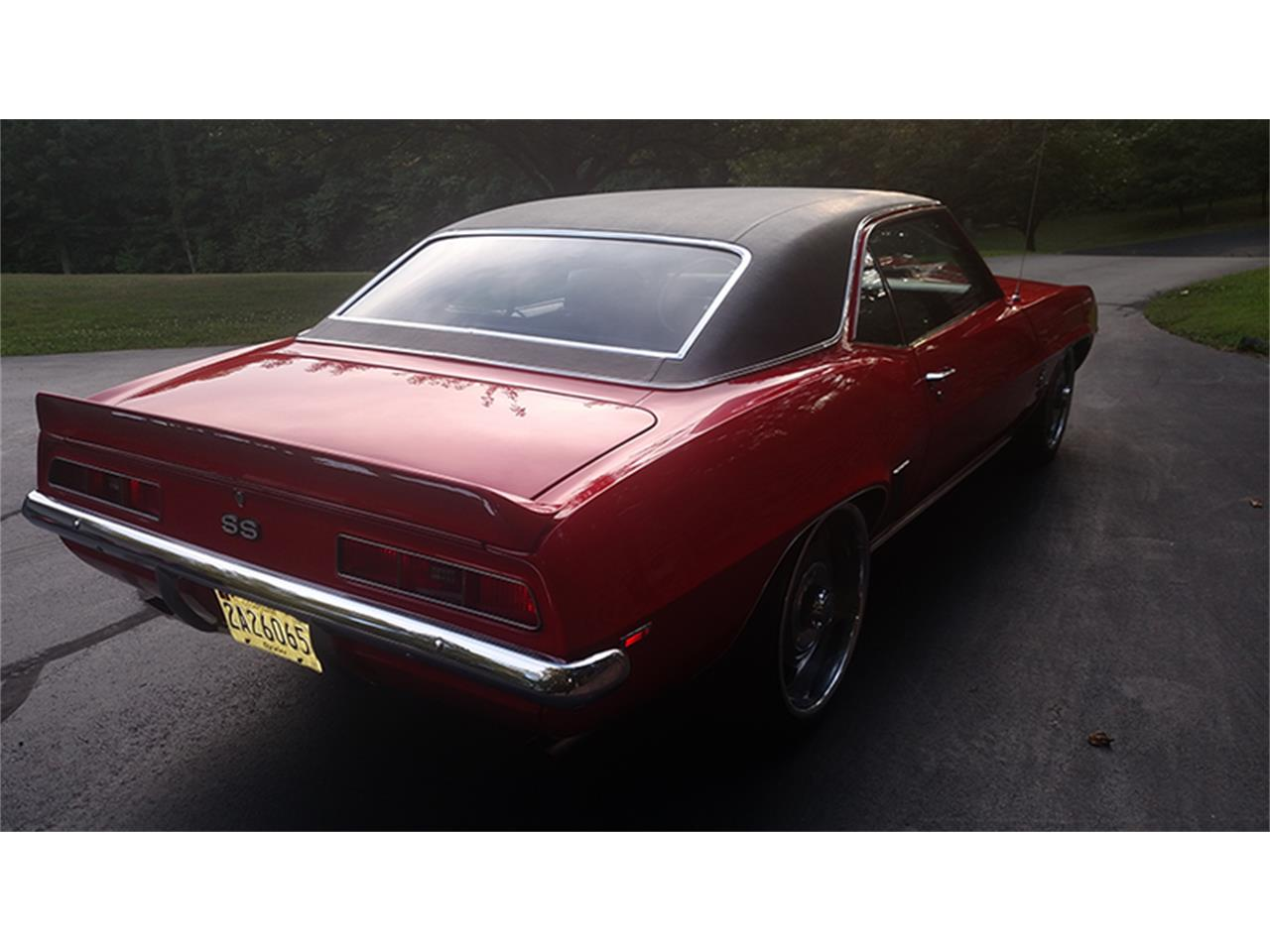 Large Picture of 1969 Chevrolet Camaro located in Maryland - $42,900.00 - LGVW
