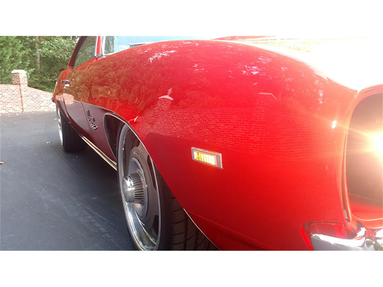 Large Picture of Classic '69 Camaro located in Maryland - $42,900.00 Offered by Old Town Automobile - LGVW