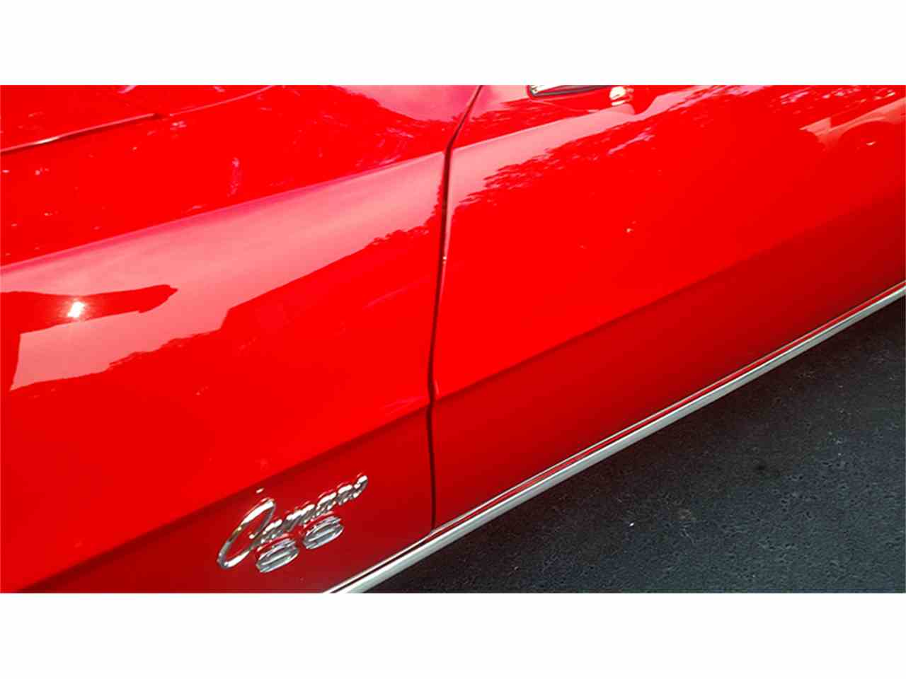 Large Picture of Classic '69 Camaro located in Maryland Offered by Old Town Automobile - LGVW