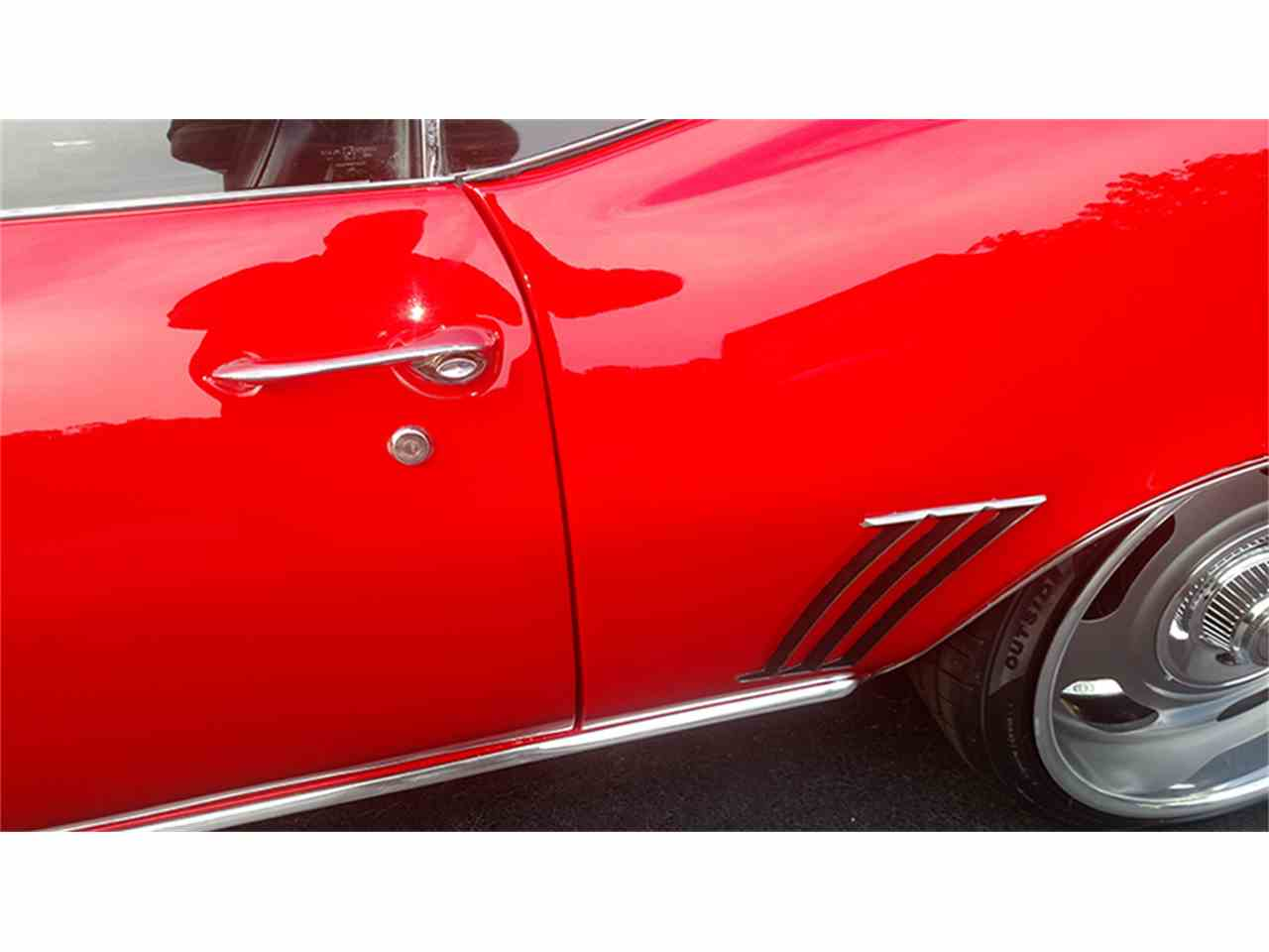Large Picture of Classic '69 Chevrolet Camaro located in Huntingtown Maryland - $42,900.00 Offered by Old Town Automobile - LGVW