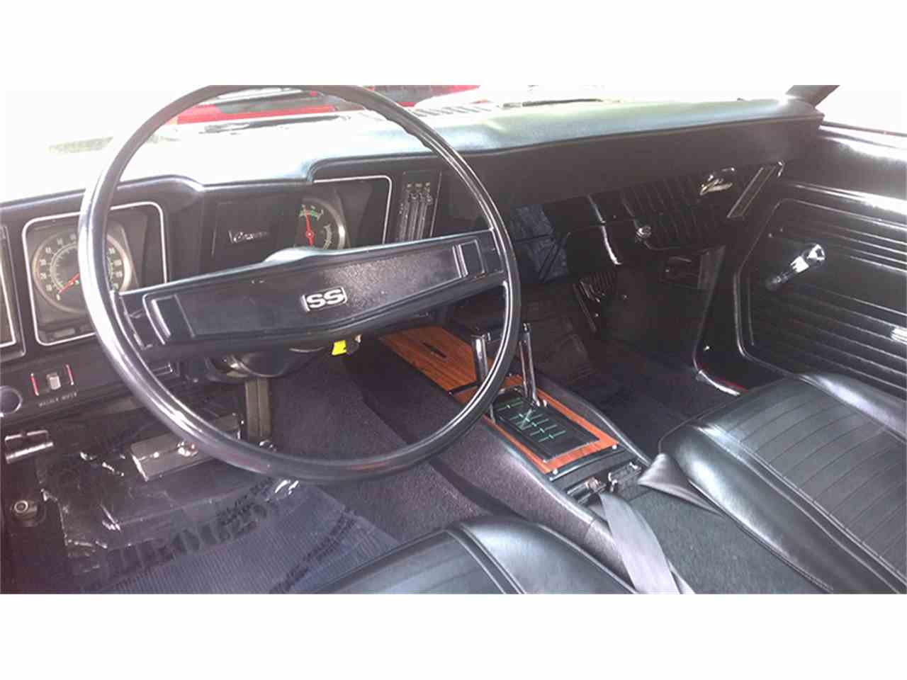 Large Picture of Classic 1969 Chevrolet Camaro - LGVW
