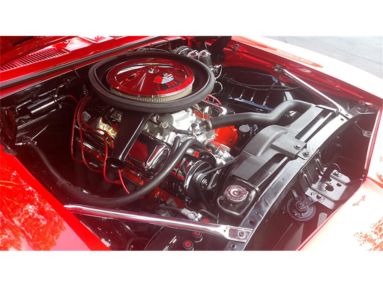 Large Picture of 1969 Chevrolet Camaro Offered by Old Town Automobile - LGVW