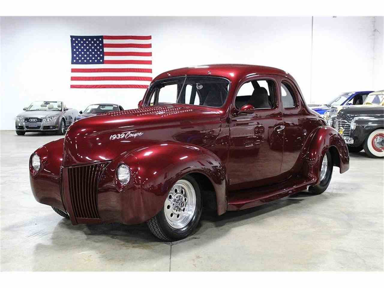 1939 Ford Coupe for Sale | ClassicCars.com | CC-1001667