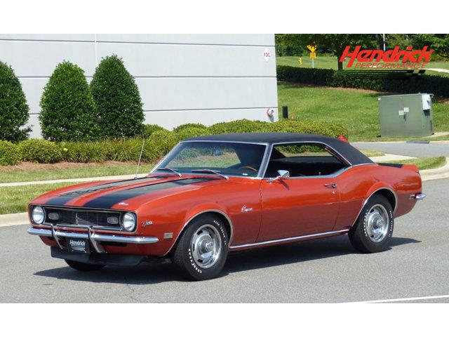 Picture of Classic '68 Chevrolet Camaro Z28 located in North Carolina - $74,990.00 Offered by  - LGW6
