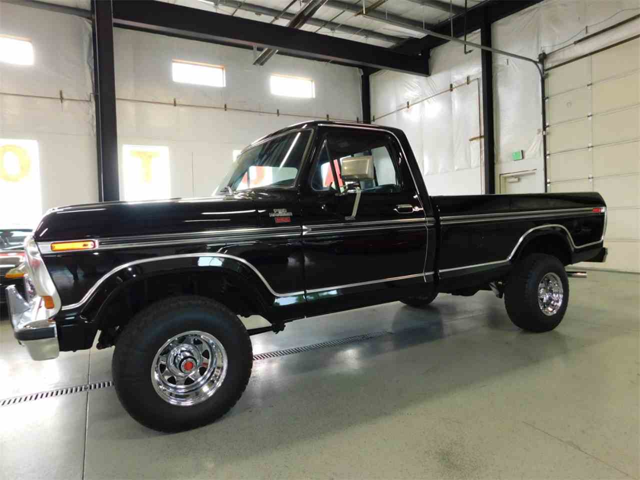 1979 Ford F150 Long Bed 4x4 For Sale Classiccars Com
