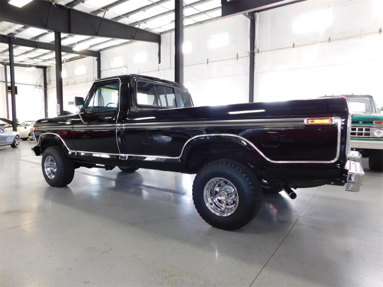 1979 Ford F150 Long Bed 4x4 For Sale