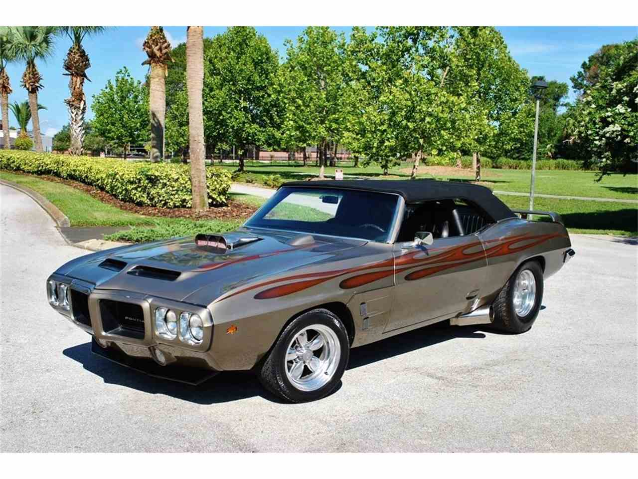 Large Picture of '69 Firebird - LGWM