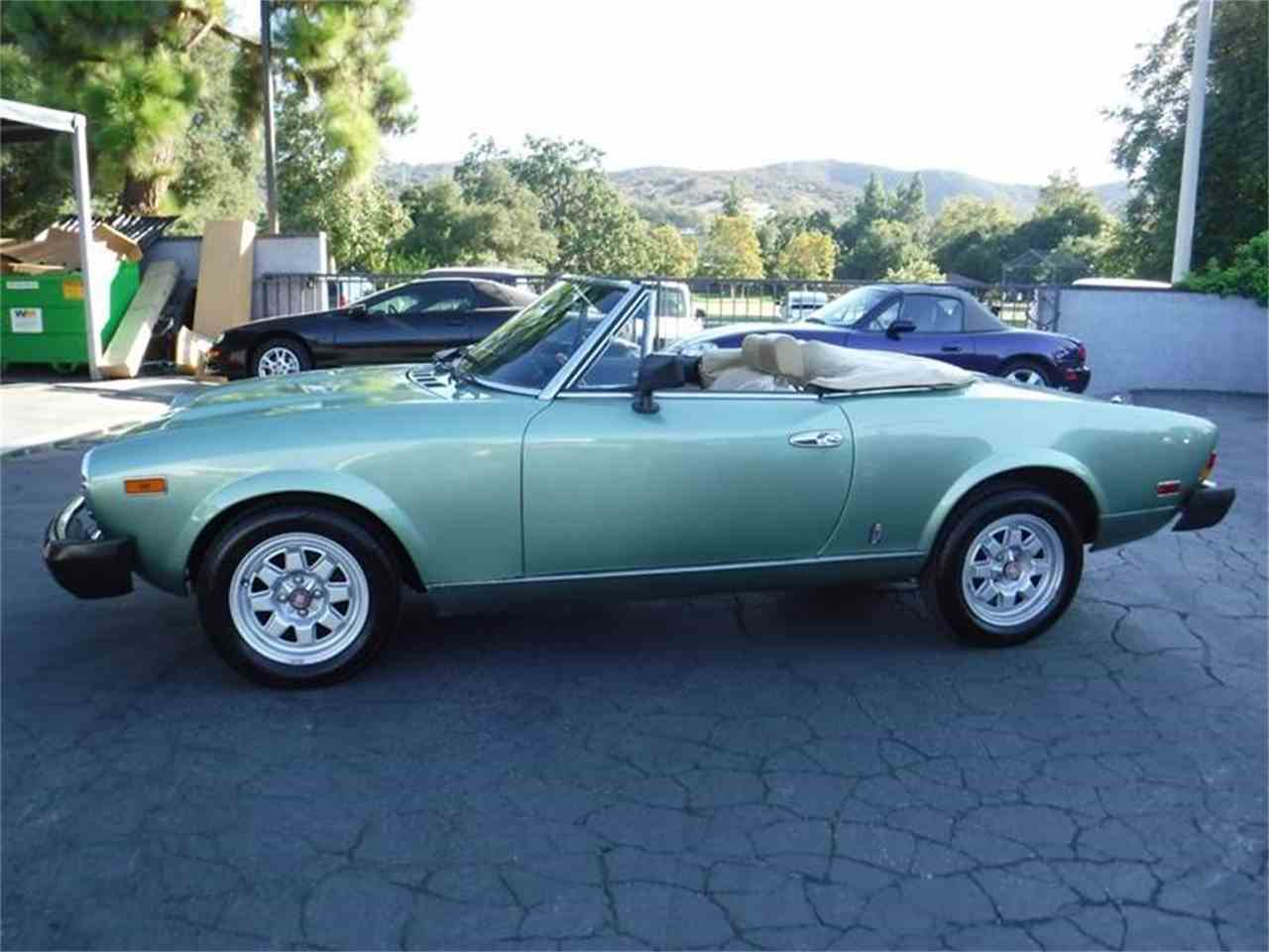 Large Picture of '80 Fiat 124 - $10,995.00 Offered by Allen Motors, Inc. - LGWQ