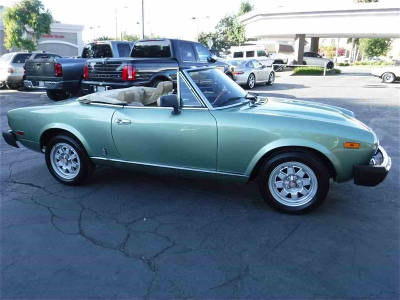 Large Picture of 1980 124 located in Thousand Oaks California Offered by Allen Motors, Inc. - LGWQ