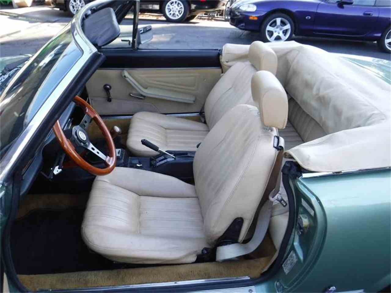 Large Picture of '80 Fiat 124 located in California - $10,995.00 Offered by Allen Motors, Inc. - LGWQ