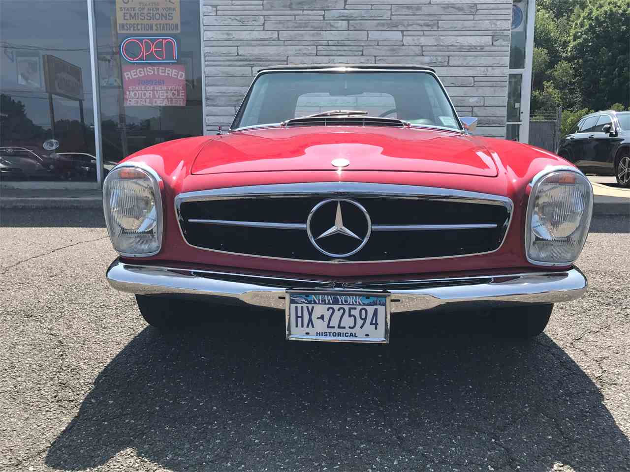Large Picture of '67 280SL - LGX2