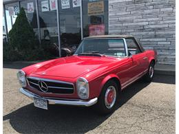Picture of Classic 1967 280SL located in Huntington New York - $58,000.00 - LGX2