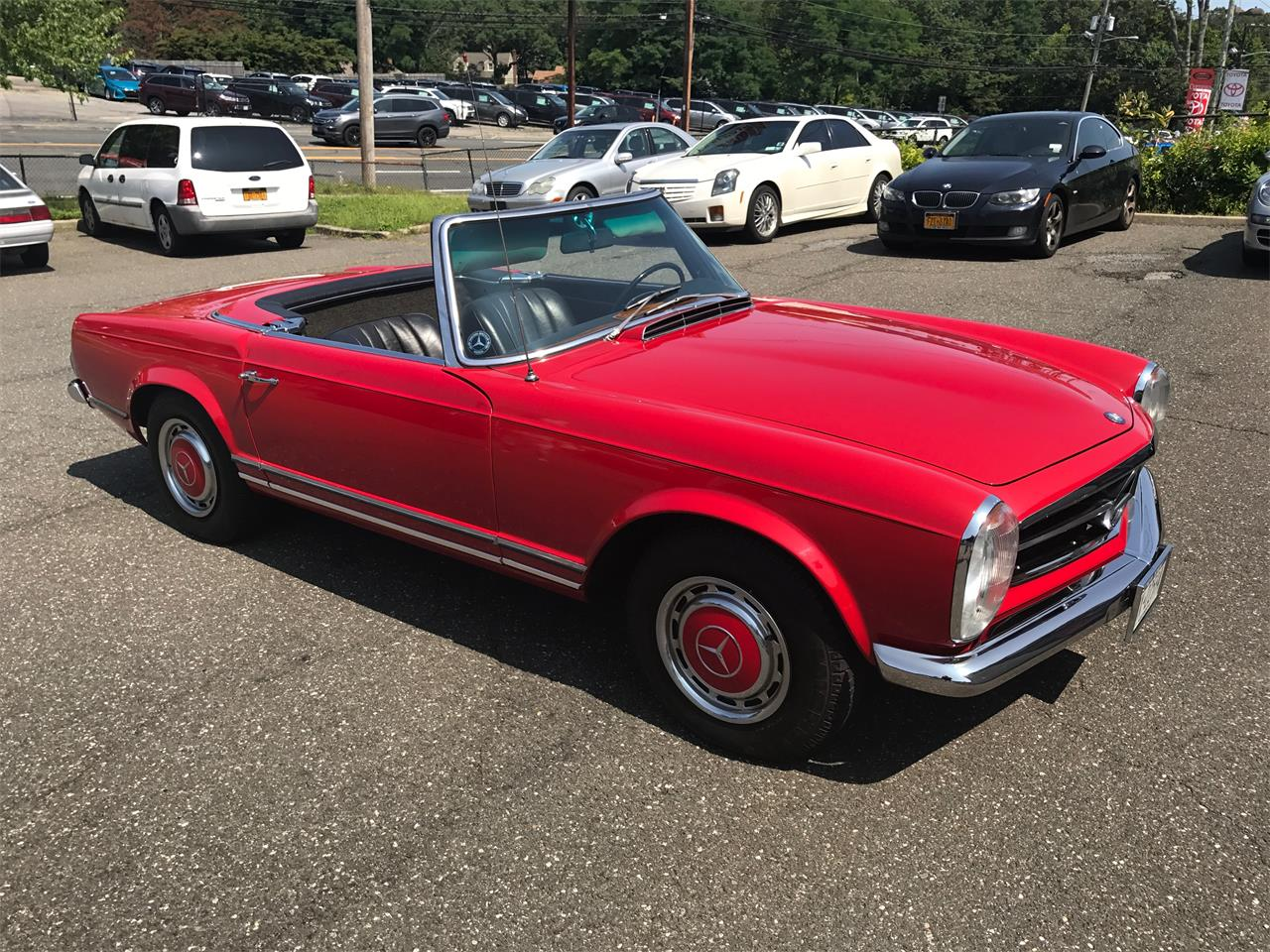 Large Picture of Classic '67 280SL located in New York - LGX2