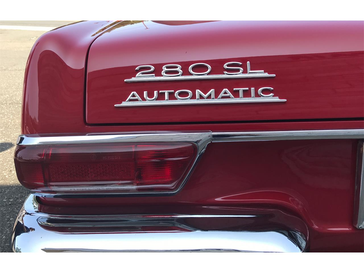 Large Picture of Classic '67 Mercedes-Benz 280SL - $58,000.00 - LGX2