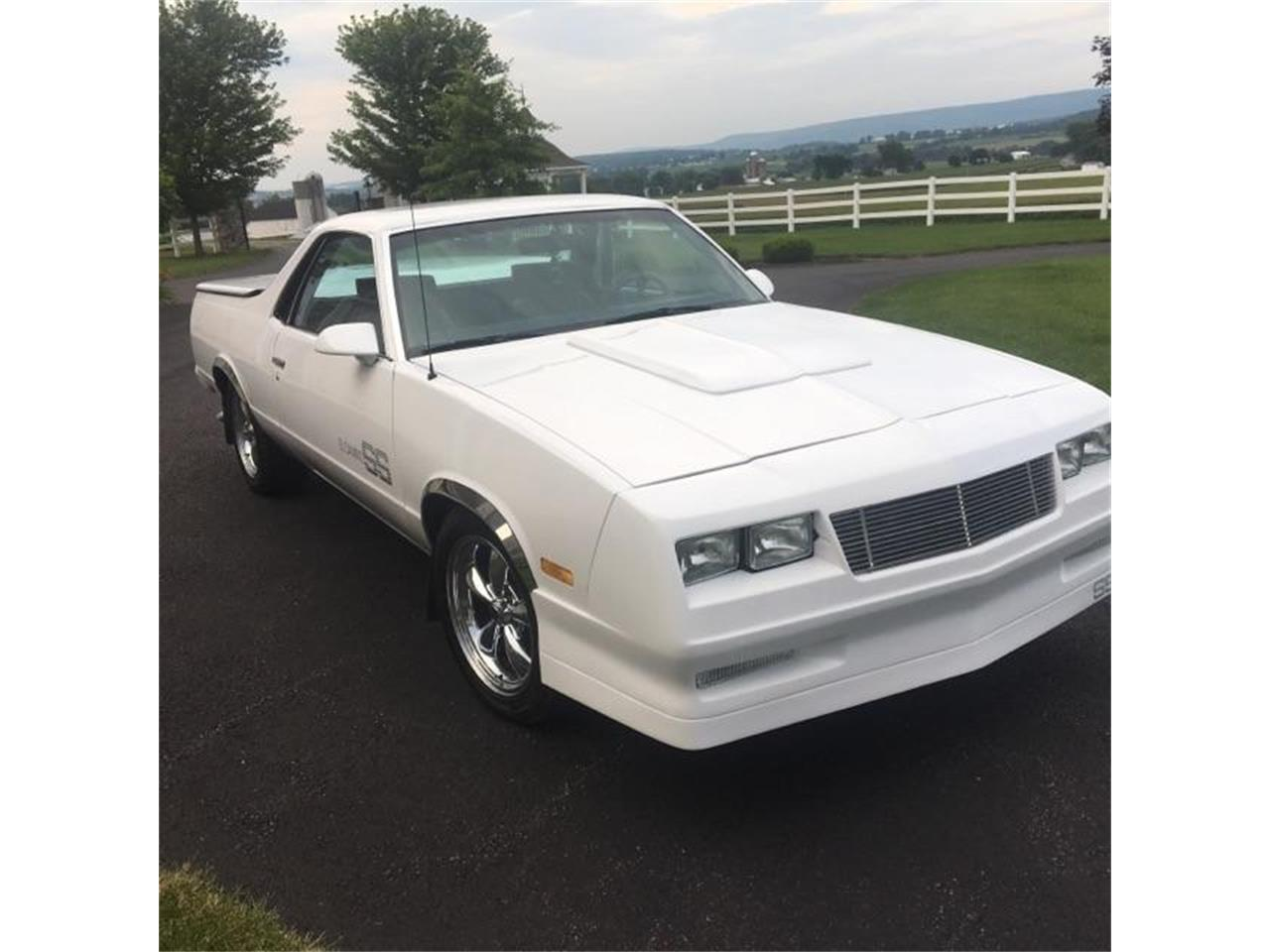 Large Picture of '86 El Camino - LGX4