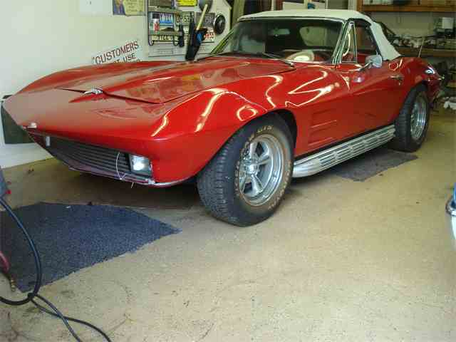 Picture of Classic 1963 Corvette located in naperville Illinois Offered by  - LGX6