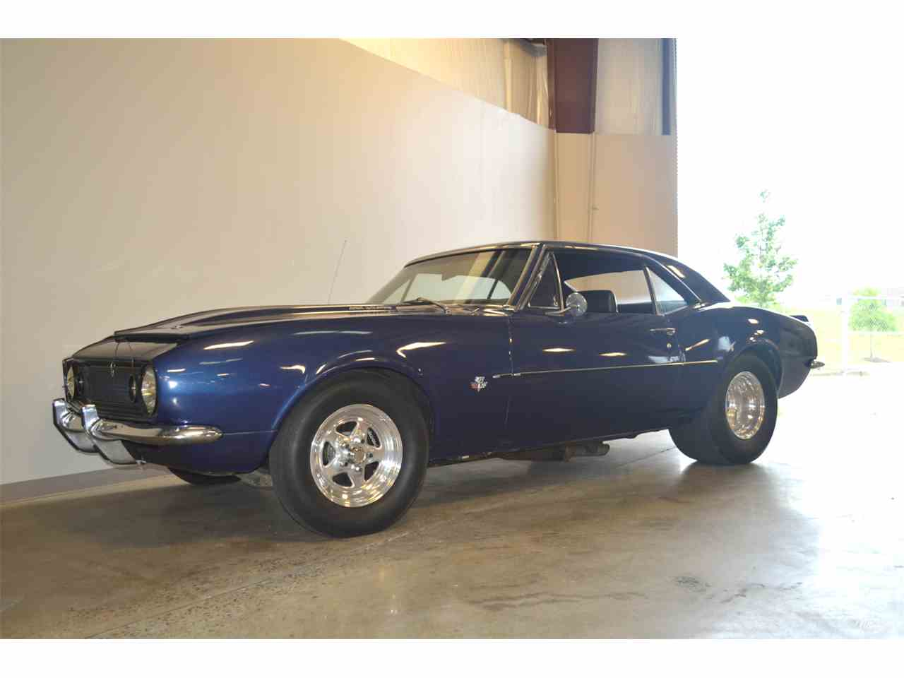 Large Picture of 1967 Chevrolet Camaro located in Alabama Offered by Leaded Gas Classics - LGXL