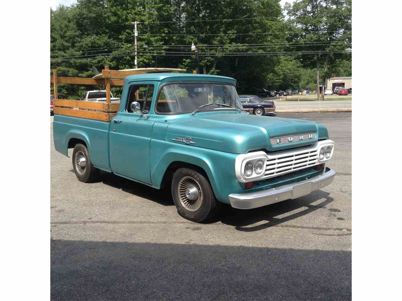 1959 Ford F100 for Sale | ClassicCars.com | CC-1001734