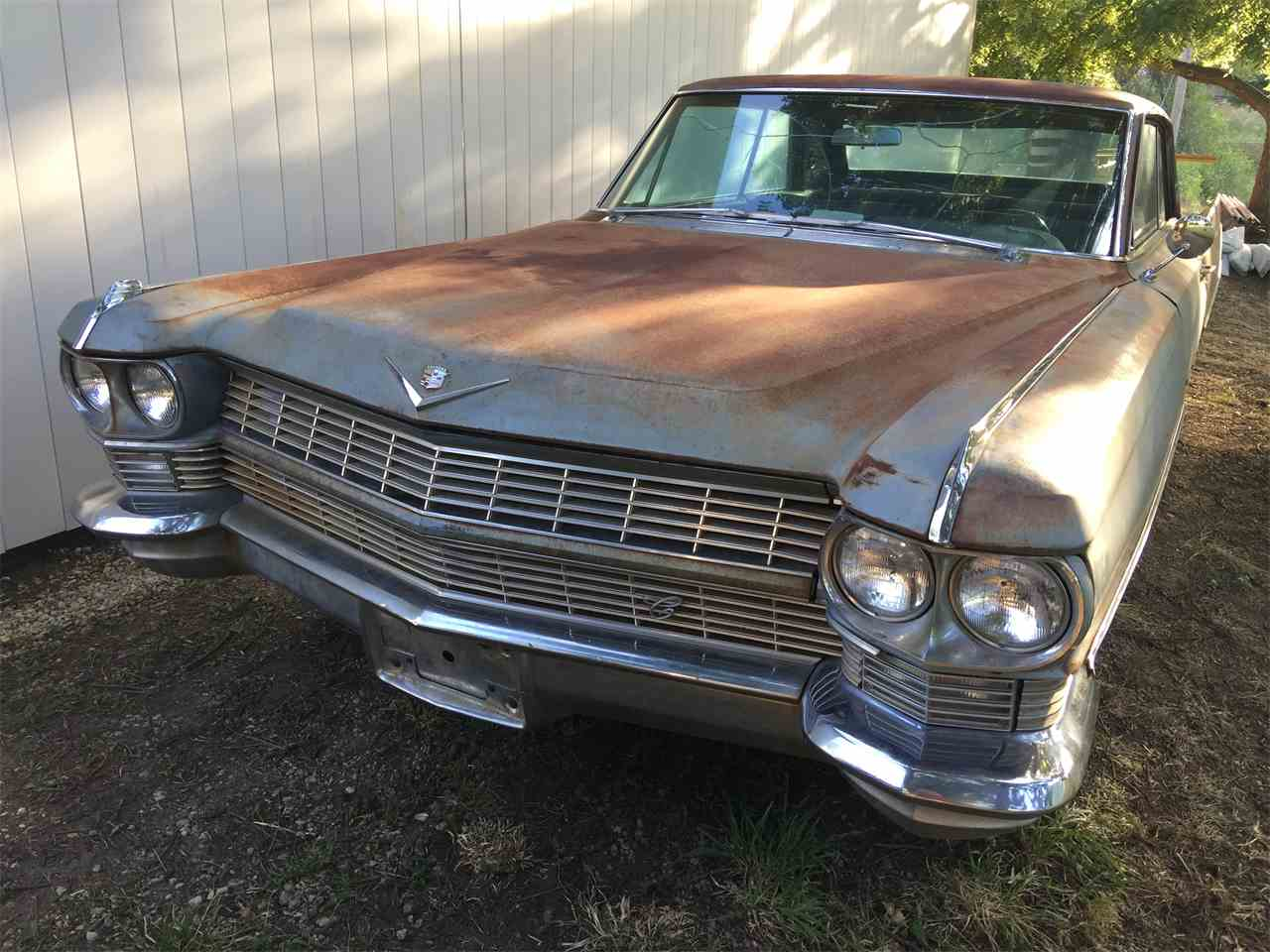 Large Picture of '64 Coupe DeVille - LGY8