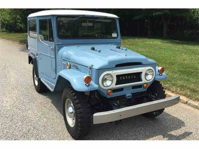 Picture of Classic '69 Land Cruiser FJ - LGYB
