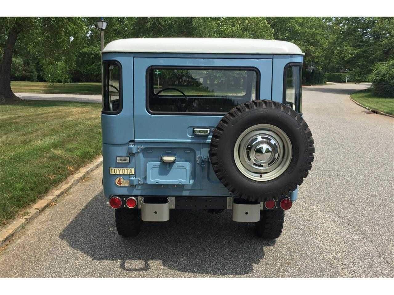 Large Picture of '69 Land Cruiser FJ - LGYB